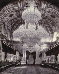 The Durbar Hall, Jai Bilas Palace, [Lashkar] Gwalior